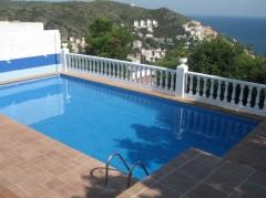 Ferienhaus Villa BURAUX, Ferienwohnung - Ferienhaus in Spanien, Roses -  Canyelles Bucht, Costa Brava