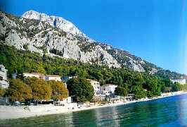 Ferienwohnungen Pansion Posejdon, Ferienwohnung - Ferienhaus in Kroatien, Gradac / Mitteldalmatien, Mitteldalmatien
