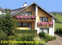 Ferienwohnung Ferienwohnung Eifel Vulkaneifel Ulmen nähe Daun            , Ferienwohnung - Ferienhaus in Deutschland, Ulmen, Eifel / Vulkaneifel