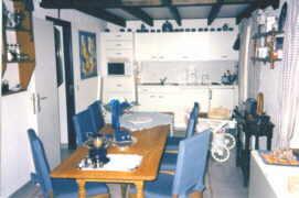 Ferienhaus EIFEL, Ferienwohnung - Ferienhaus in Belgien, Bredene bei De Haan, Nordsee Westflandern