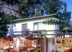 Ferienhäuser Haus am Stein, Ferienwohnung - Ferienhaus in Deutschland, Königstein OT Pfaffendorf, Sächsische Schweiz im Elbsandsteingebirge