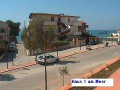 Ferienhaus am Strand, Ferienwohnung - Ferienhaus in Italien, Capo Rossello, Sizilien
