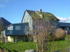 Ferienhaus Insel, Ferienwohnung - Ferienhaus in Norwegen, Hasvik, Nordnorwegen