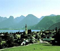 Ferienwohnungen mit Pool ''Alpenblick & Haidbauerhof'', Ferienwohnung - Ferienhaus in Österreich, Straßwalchen, Salzburger Land