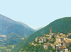 Ferienwohnung Umbrien, Ferienwohnung - Ferienhaus in Italien, Cerreto di Spoleto, Umbrien / Valnerina