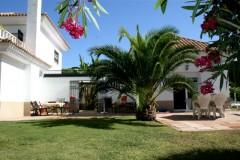 Ferienhäuser andalusische Golfvilla mit Pool, Ferienwohnung - Ferienhaus in Spanien, Costa de la Luz - Huelva - Nuevo Portil, Andalusien