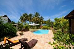 Ferienhaus Villa La Cocoteraie, Ferienwohnung - Ferienhaus in Mauritius, Le Morne, Indischer Ozean