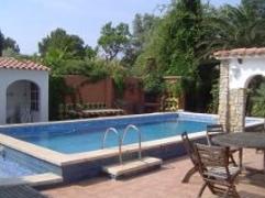 Ferienhaus Casa Don Quichotte, Villa mit Pool, Ferienwohnung - Ferienhaus in Spanien, Montroig Del Camp, Costa Dorada