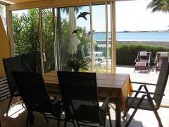 Ferienhaus La Baie du Levant 16 - Traumhaus direkt!!! am Strand, Ferienwohnung - Ferienhaus in Frankreich, Gruissan, Languedoc-Roussillon / Pyrenées - Oriental